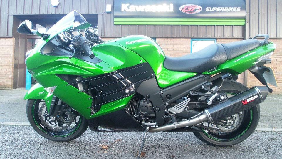 Kawasaki zzr1400 fc-f (abs ktrc)