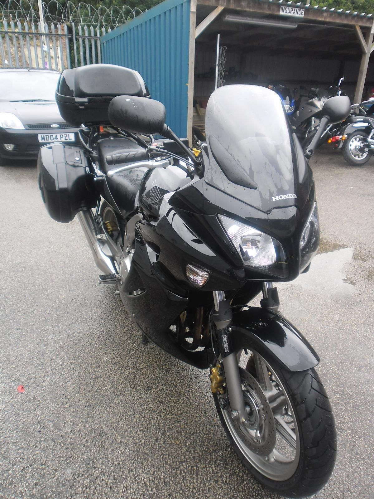2012 61 reg honda cbf1000 aa gt with 9751 miles with full service history Honda PCX 125 Scooter Parts 2011 Honda PCX 125 Accessories