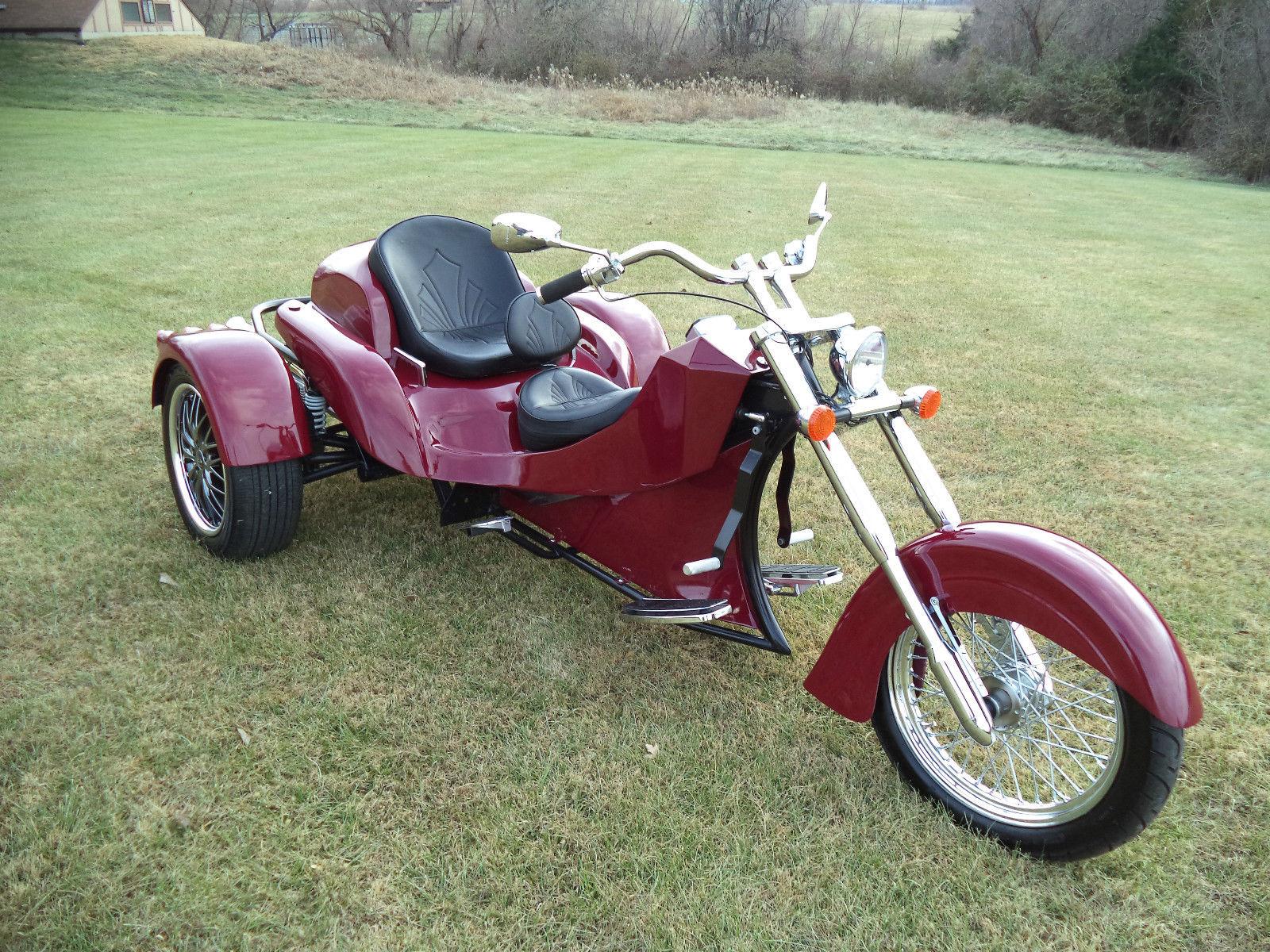 2012 California Custom Trike Vw Trike Motorcycle Trike