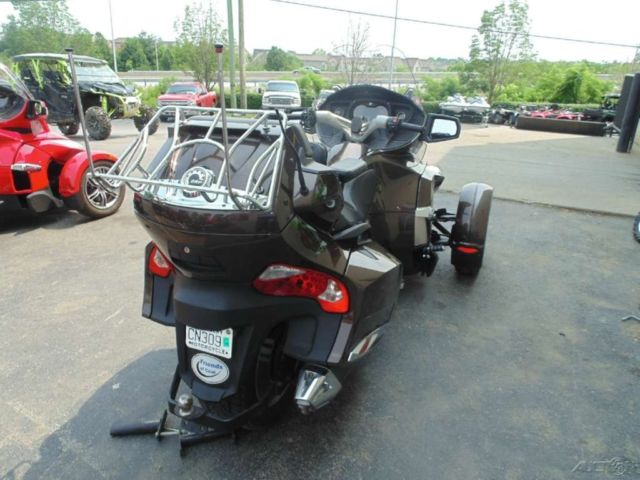 2012 Can-Am Spyder Roadster RT-Limited Used