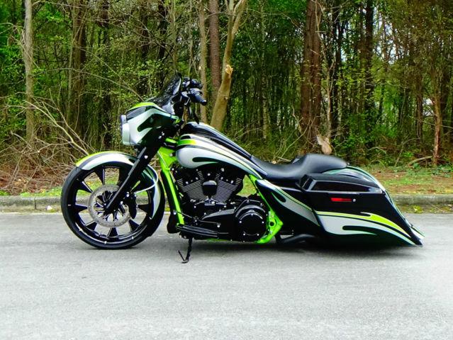 2017 Harley Davidson Custom Flhtc 23