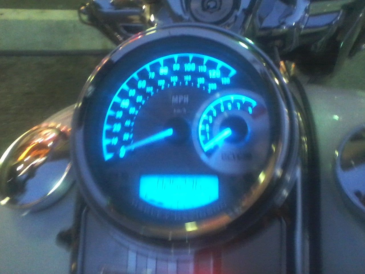 Eagle Tach Wiring Automotive Diagram Harley Road King 2012 U20ac White Hot Pearl 7 000 00 In Tech Wireless Router Password Change Mgb Tachometer