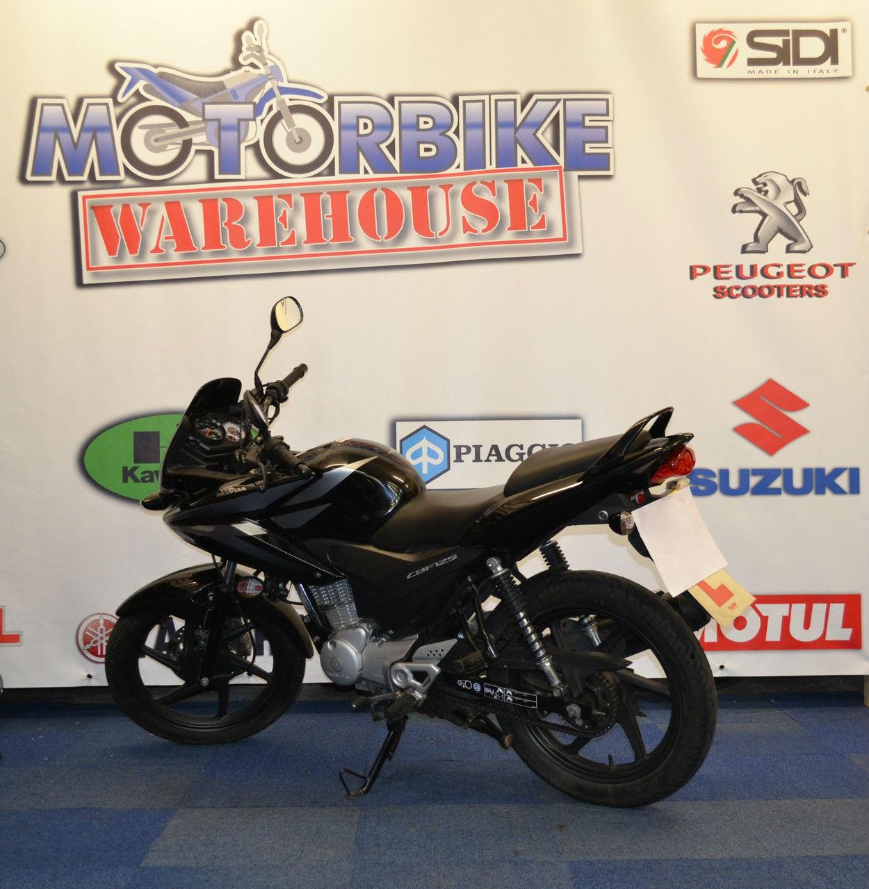 Honda Crf 125 Price: 2012 Honda CBF 125cc Learner Legal Motorcycle