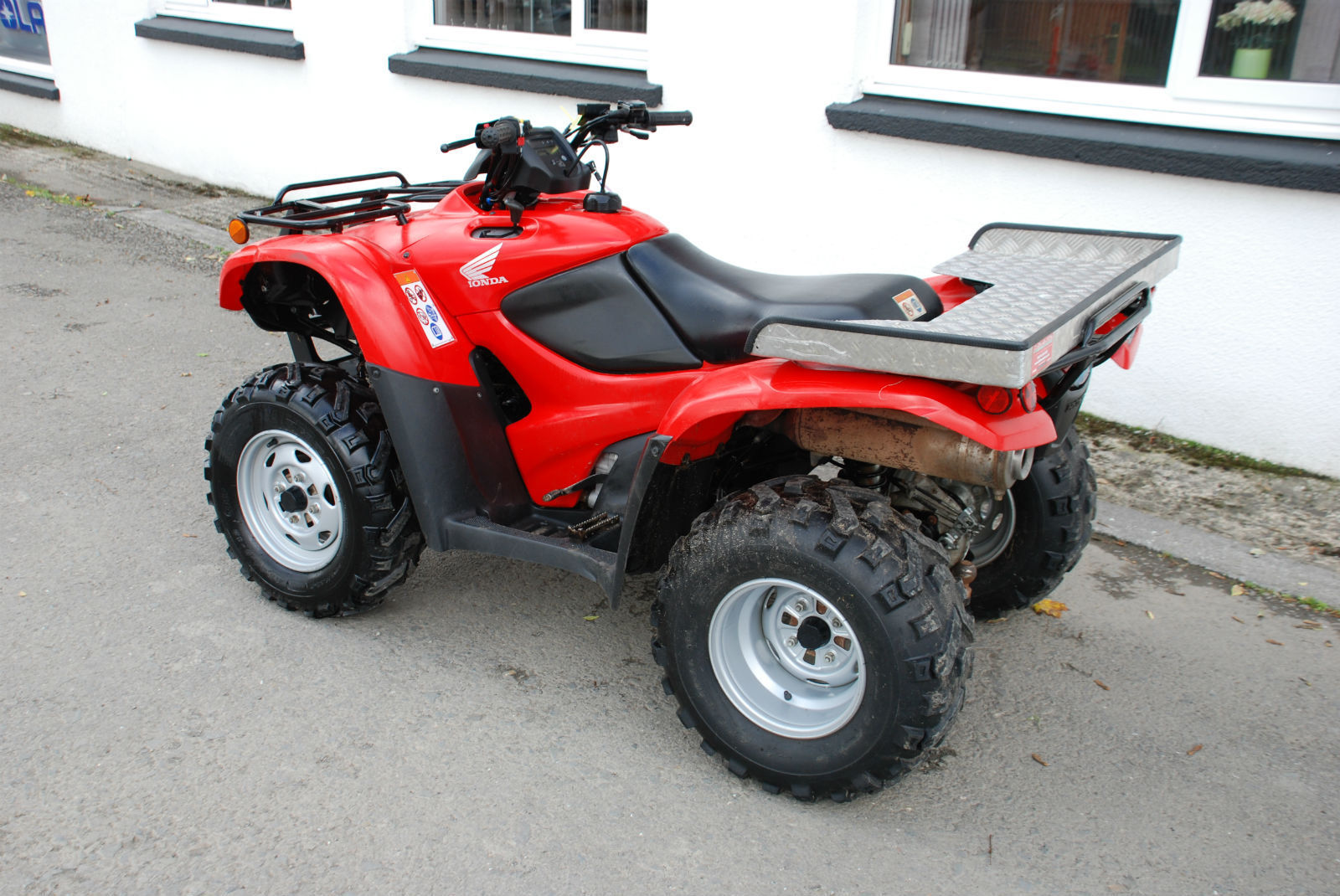 2012 honda trx420fmc 2wd 4wd quad atv. Black Bedroom Furniture Sets. Home Design Ideas