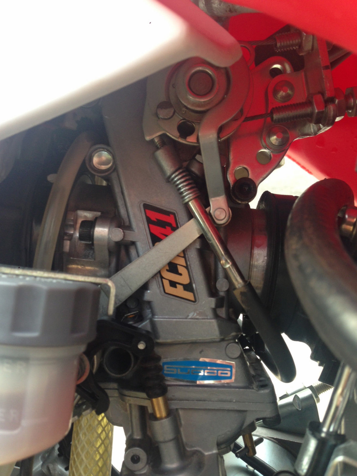 2012 HONDA XR650L AMAZING 980 MILES SINCE NEW! ALL MODS ...