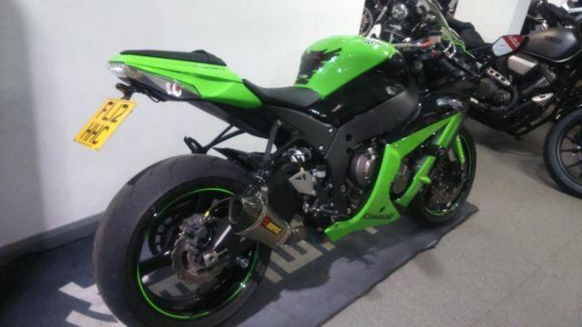 2012 Kawasaki Zx10r Ninja