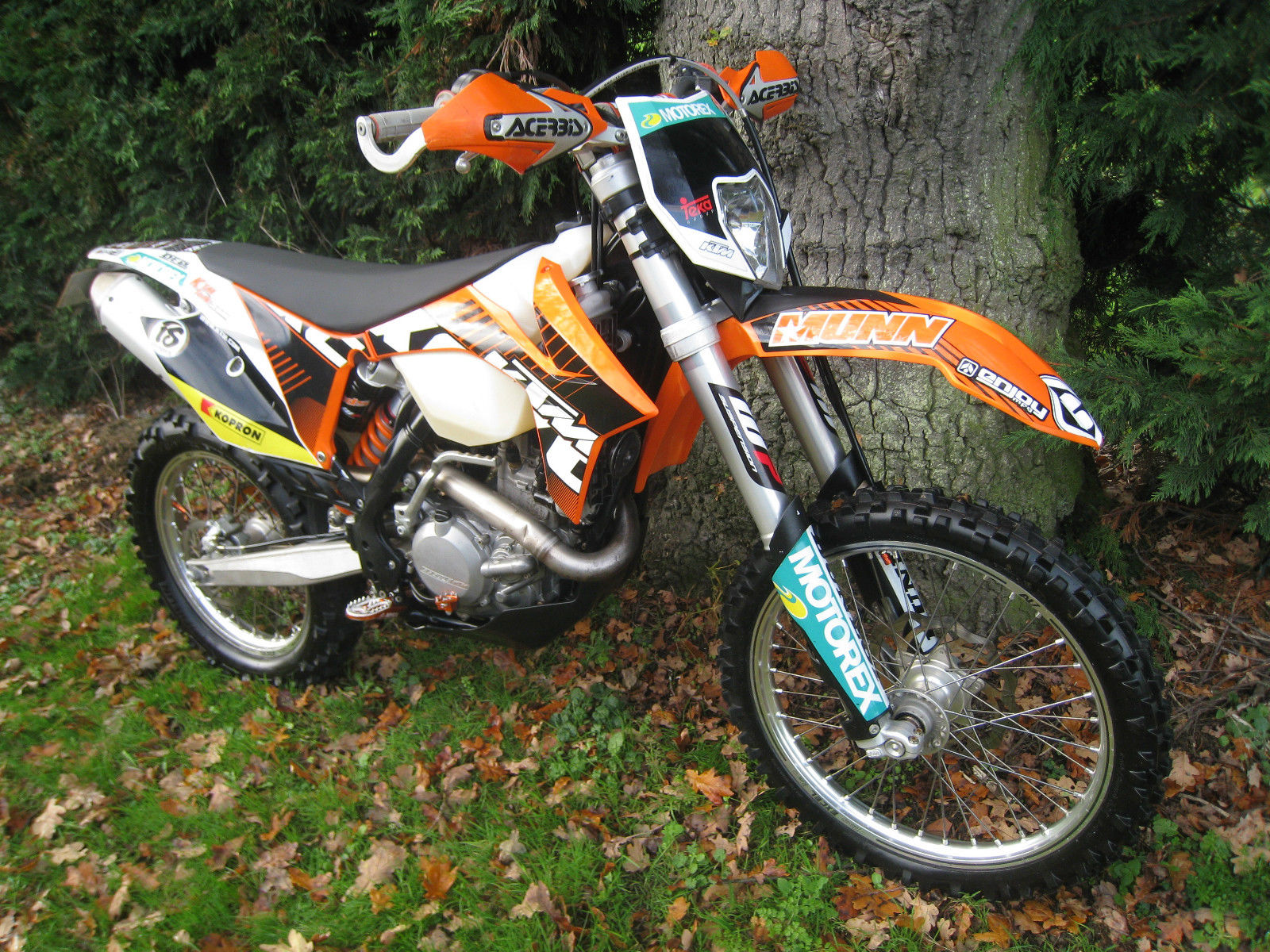 2012 ktm exc f 500 enduro trail cross country off road bike. Black Bedroom Furniture Sets. Home Design Ideas