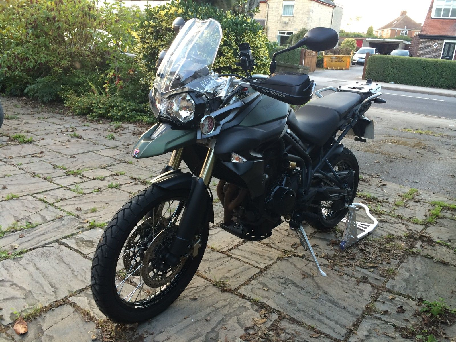 2012 Triumph Tiger | American Motorcycle Trading Company