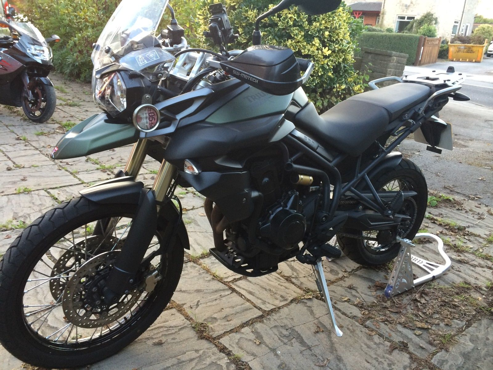 Used 2012 Triumph Tiger 800 XC ABS Motorcycles in San Jose