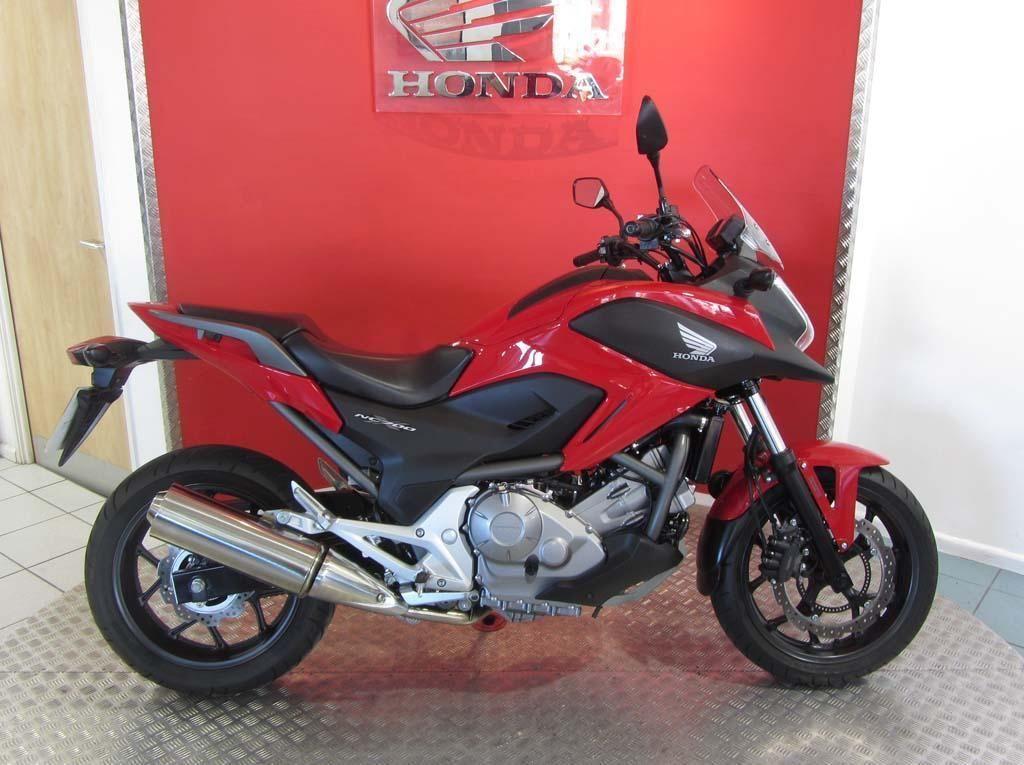Honda NC NC 700 SD-C 700cc SILVER