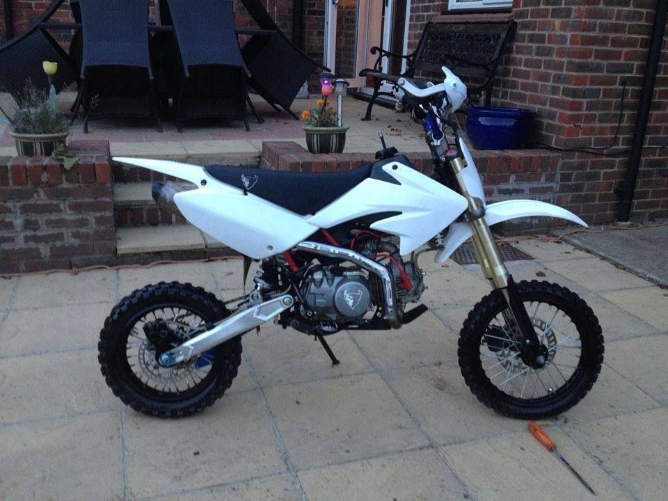 2013 Demon X XLR 140 Pit Bike - YX140 engine - CRF70 frame