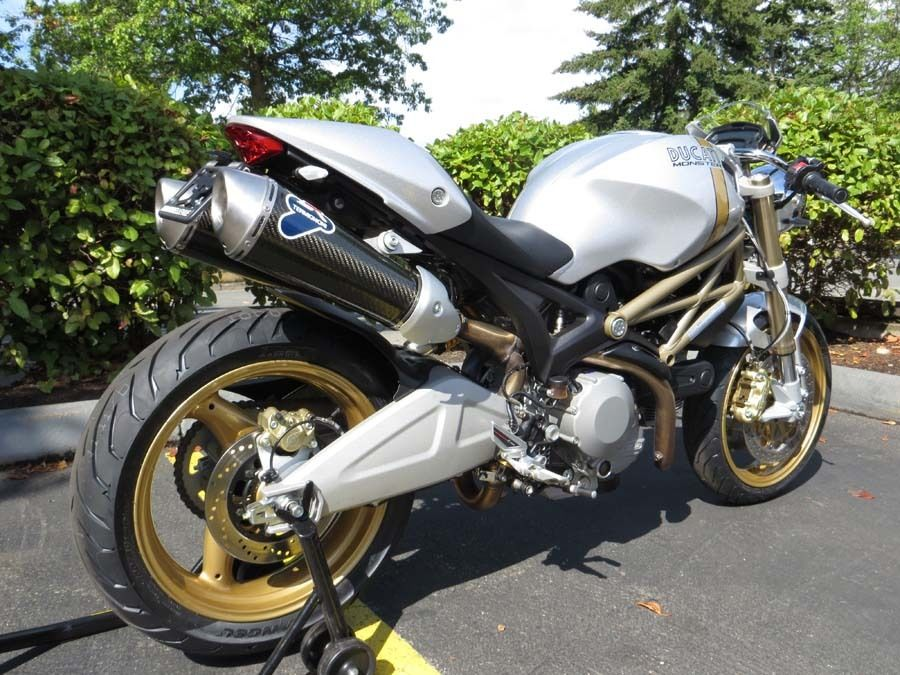 2013 Ducati Monster 696 20th Anniversary for sale on 2040