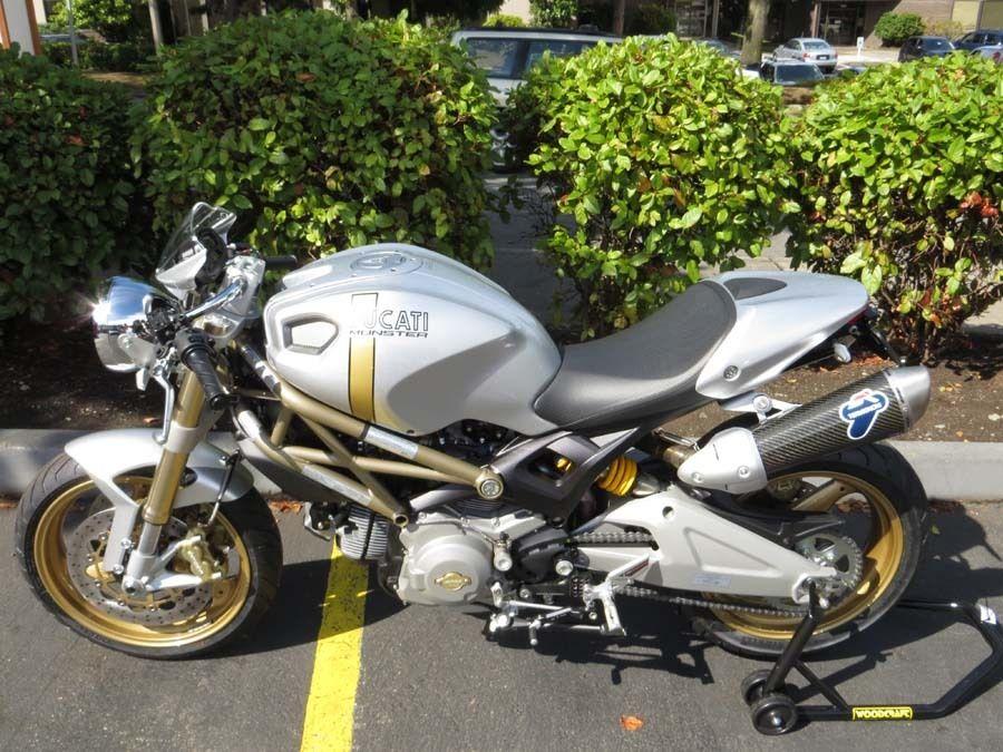 Ducati Bellevue Bracket