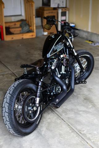 Harley Davidson Utah >> 2013 HARLEY DAVIDSON CUSTOM FORTY-EIGHT BOBBER