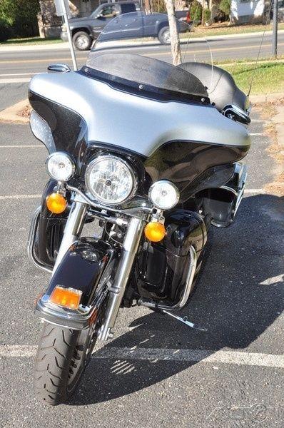 Harley Davidson Flhtcu Speaker Size