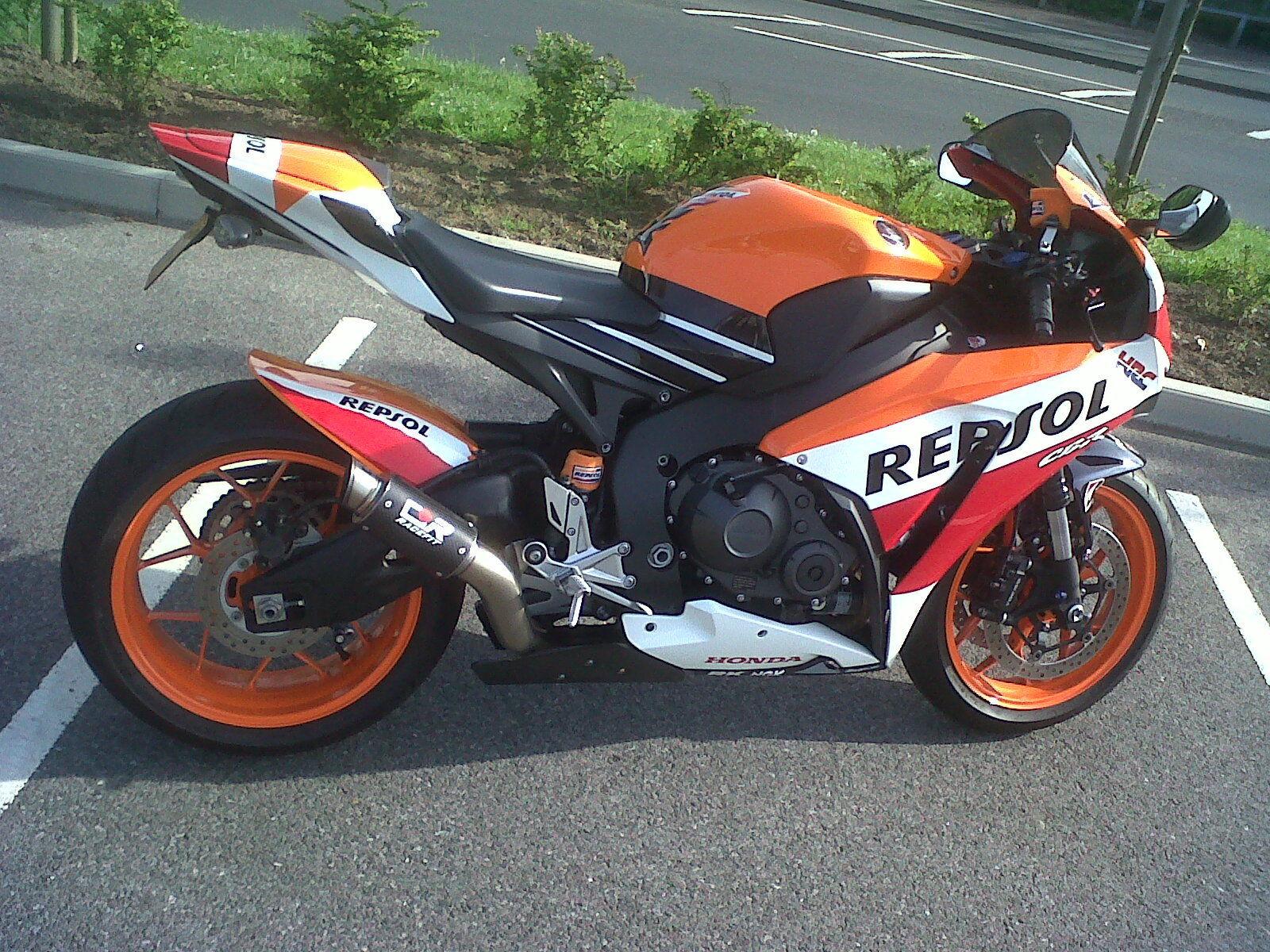 2013 Honda Cbr1000rr Fireblade Repsol Honda Marquez