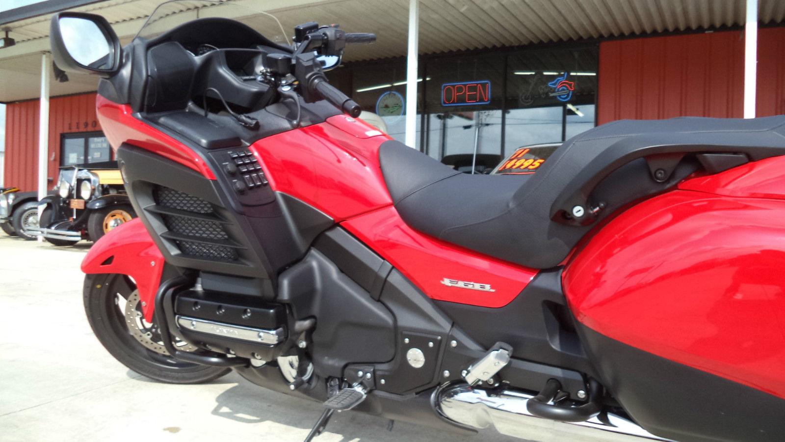 2013 honda f6 b 142 dealer owner riden miles factory for Honda factory warranty