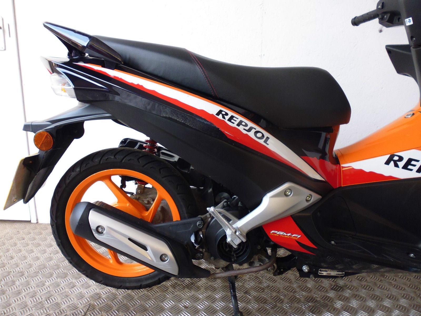 2013 honda nsc 50 repsol race replica learner legal 50cc - Replica mobel legal ...