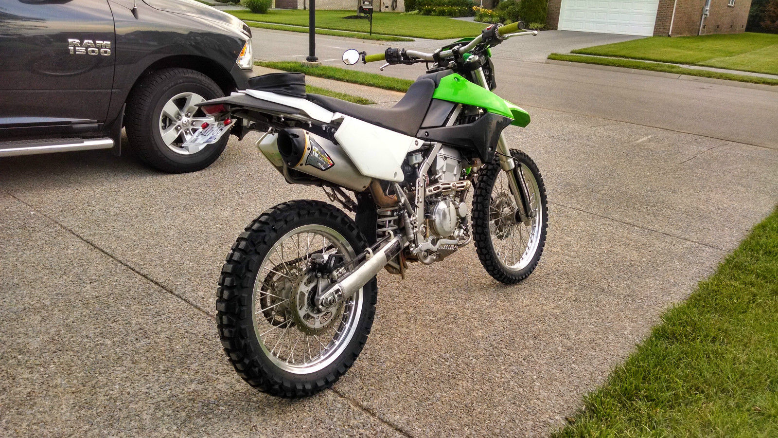 2013 kawasaki klx250s w bb 351cc kit two brothers exhaust bb carb more. Black Bedroom Furniture Sets. Home Design Ideas