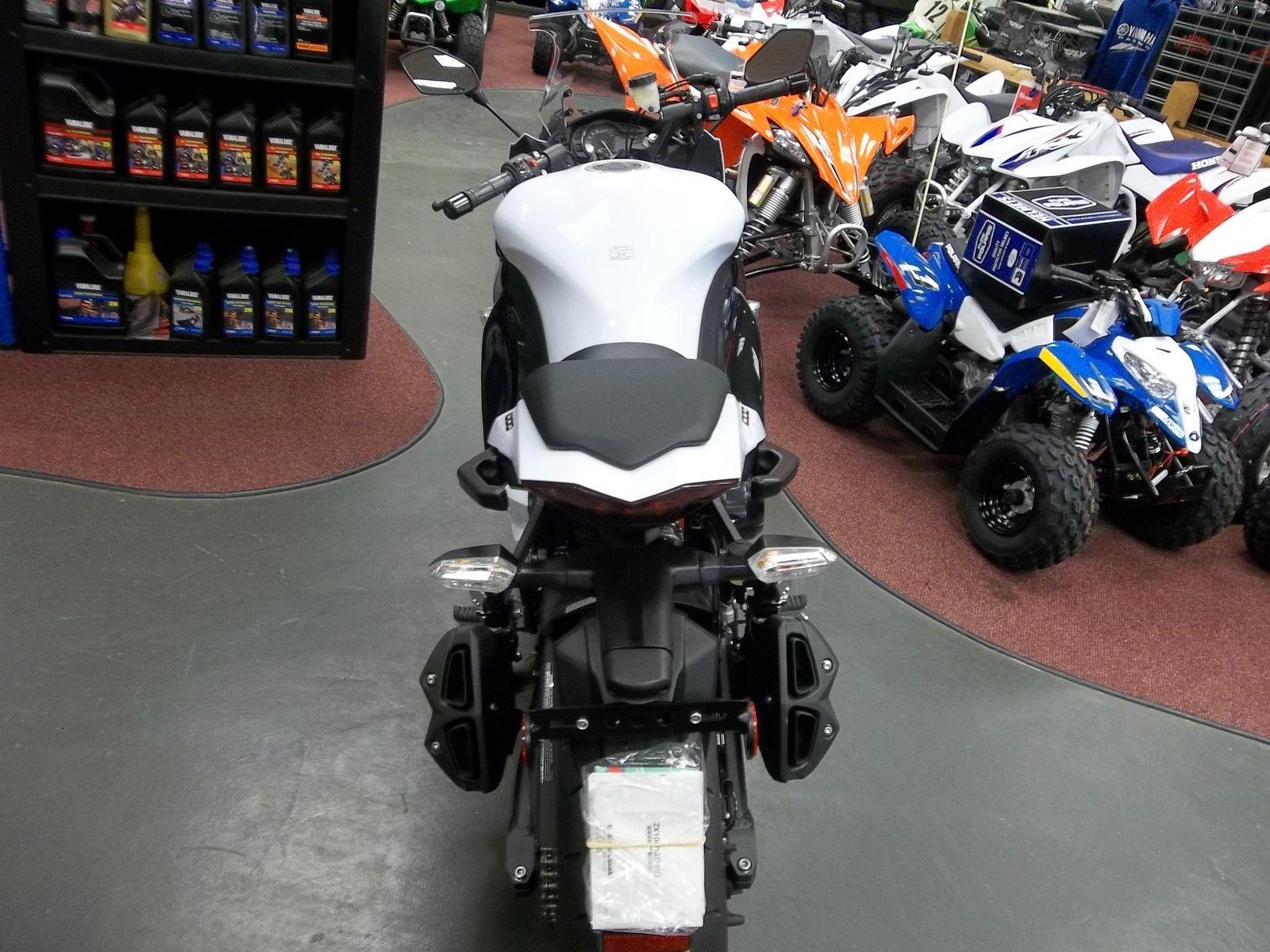 2013 Kawasaki Ninja 1000 Abs White Motorcycle Sport Bike No Fees New