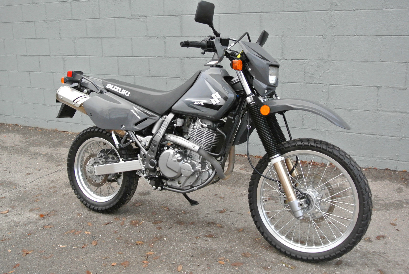 Motorcycle Auctions Near Me >> 2013 Suzuki DR650 SEL DR 650 Dual Sport E- Start DR650 Motorcycle $299 Shipping