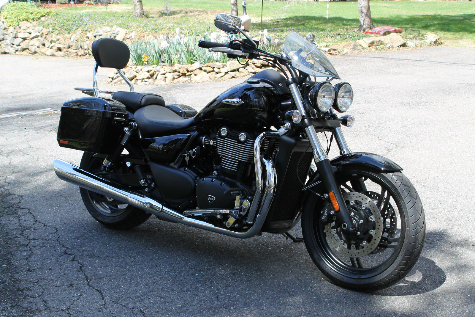 BMW Used For Sale >> 2013 TRIUMPH THUNDERBIRD STORM ABS