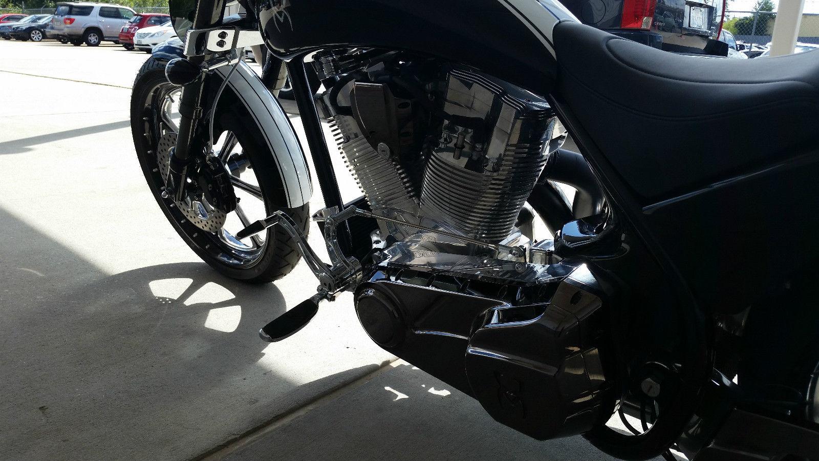 2017 Custom Built Motorcycles Pro Street