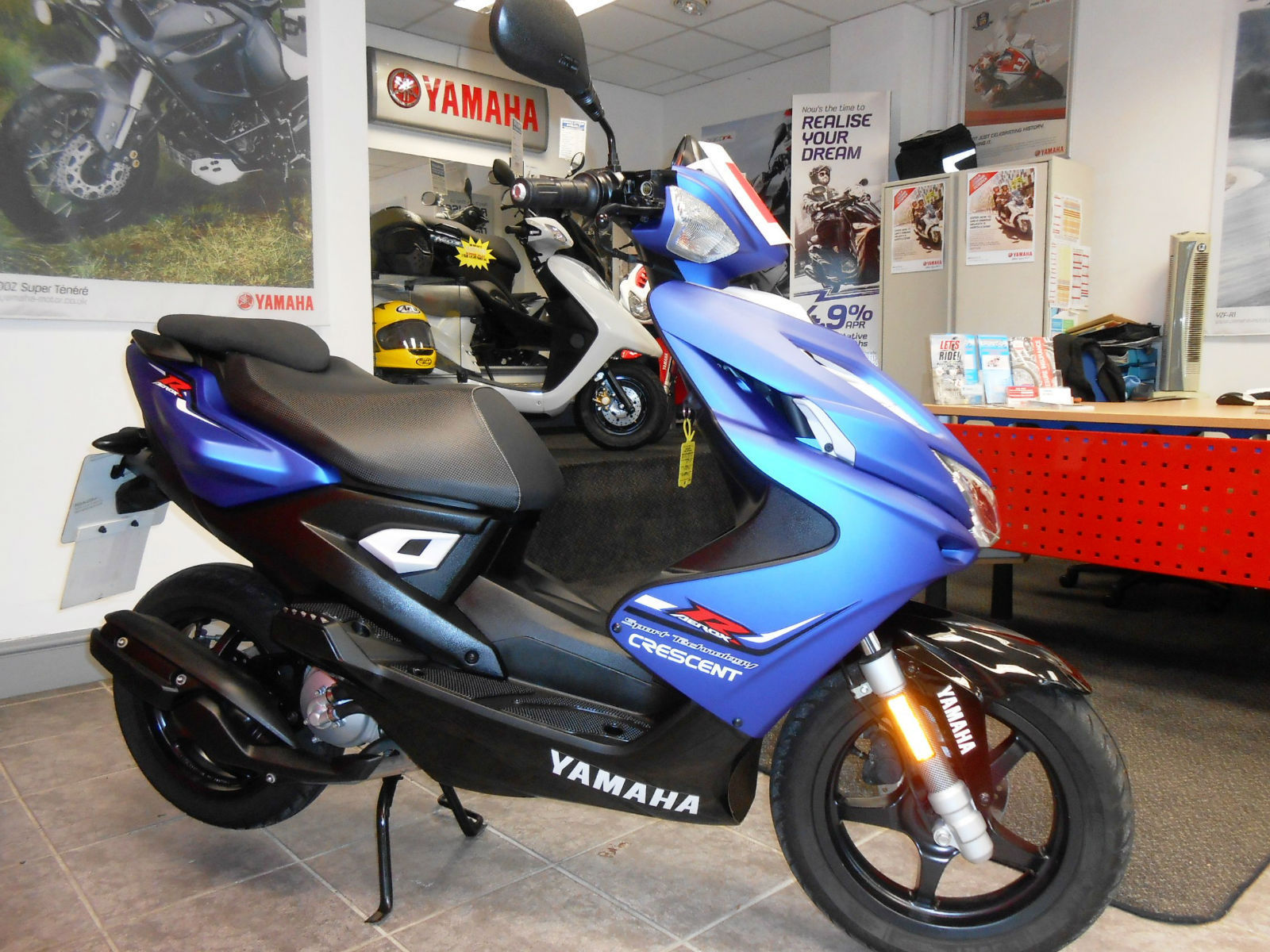 2013 YAMAHA NS 50 AEROX R Yamaha Ns