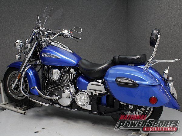 2013 Yamaha Xv1700 Road Star 1700 Silverado Used