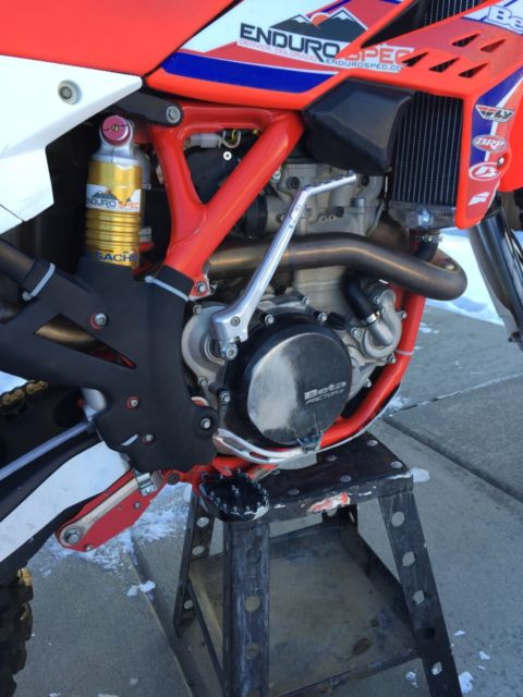 how to change fork oil open chamber beta sachs