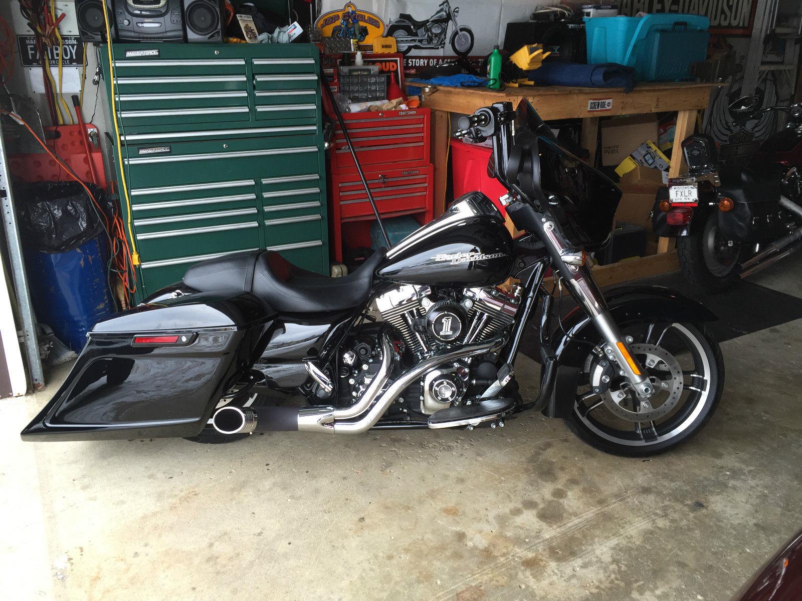2014 harley davidson custom street glide flhx 2014 Harley Motorcycles 2015 flhx service manual