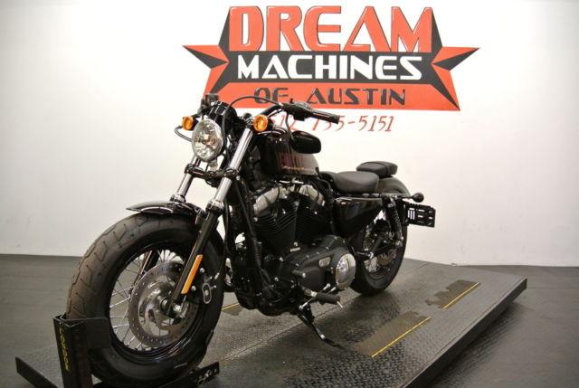 Harley Davidson Sportster  Book Value