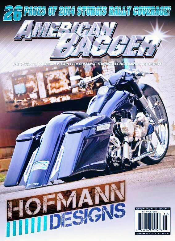 Harley Davidson Dealership Minnesota >> 2014 Harley Road King Baddest American Bagger Sturgis Cover Bike Turbo 30