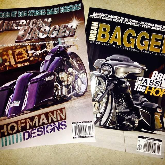 Harley Davidson With Turbo: 2014 Harley Road King Baddest American Bagger Sturgis