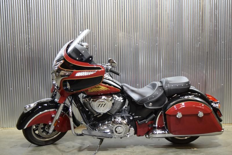 2014 Indian Chieftain Custom Two Tone Paint TRADES FINANCING