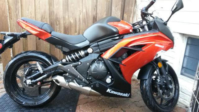 2014 Kawasaki Ninja 650r Abs 650 Sale