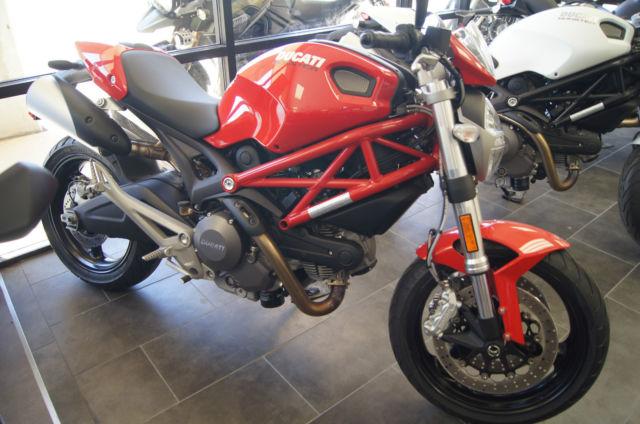 2014 Monster 696 New Never Titled Save Big New Bike