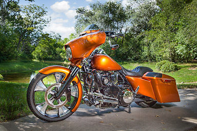 2014 Street Glide Special Custom Pro Charger
