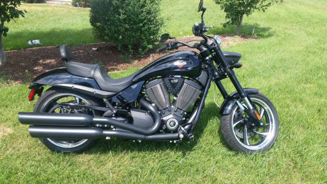 2014 Victory Hammer Eight Ball