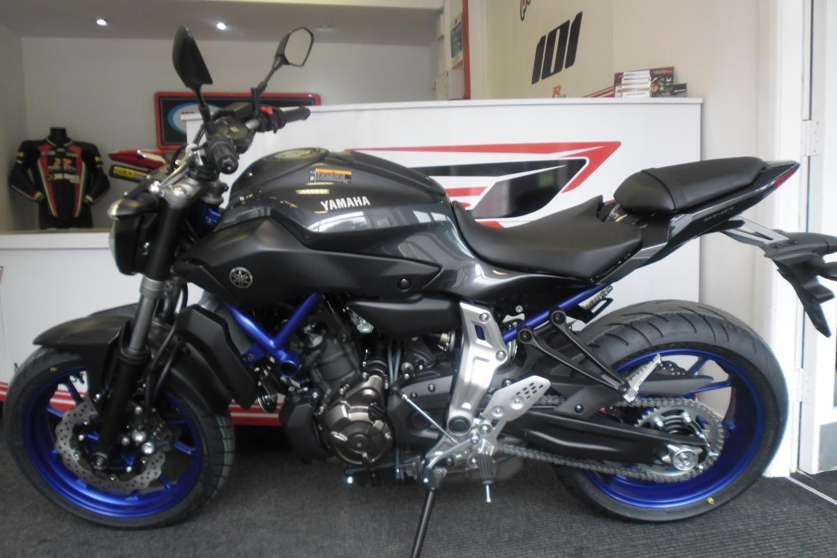 Yamaha Mt Finance Deals