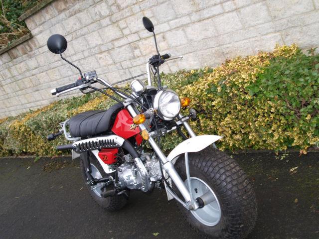2015 39 64 pre registered skyteam t rex 50cc motorcycle. Black Bedroom Furniture Sets. Home Design Ideas
