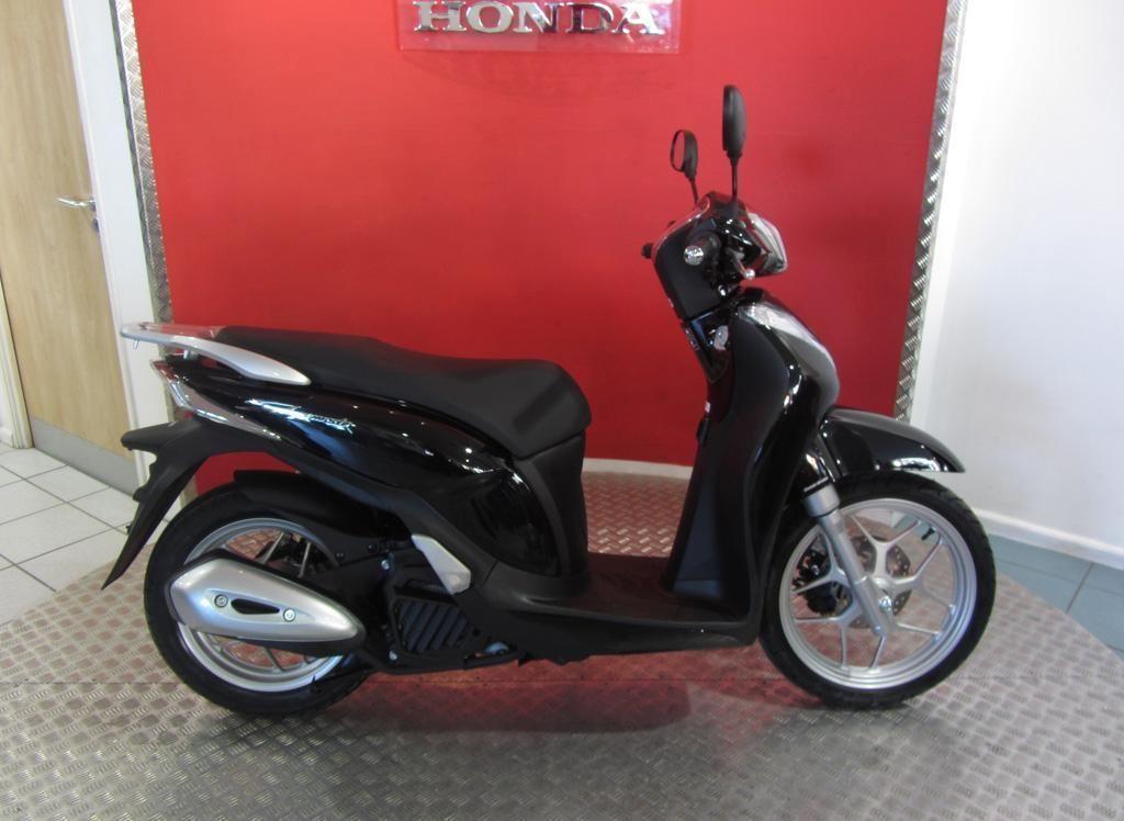 2015 64 Honda Sh125 Anc125 Mode Scooter
