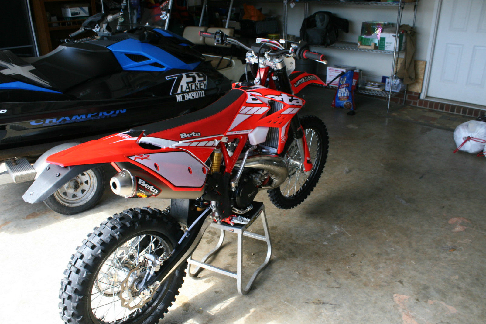 2015 Beta 300 Rr 2stroke  Title This   Better Than Ktm Exc