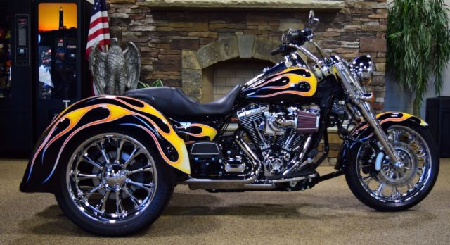 2015 harley davidson flrt freewheeler trike custom build. Black Bedroom Furniture Sets. Home Design Ideas