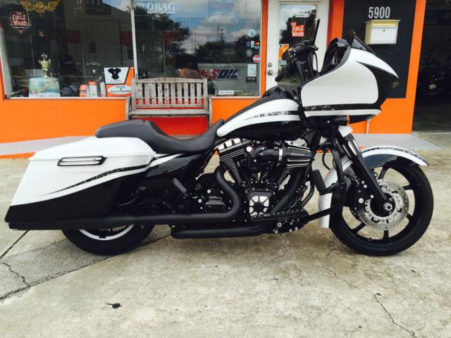 2015 Harley Davidson Road Glide FLTRXS BLK Out Stretched ...