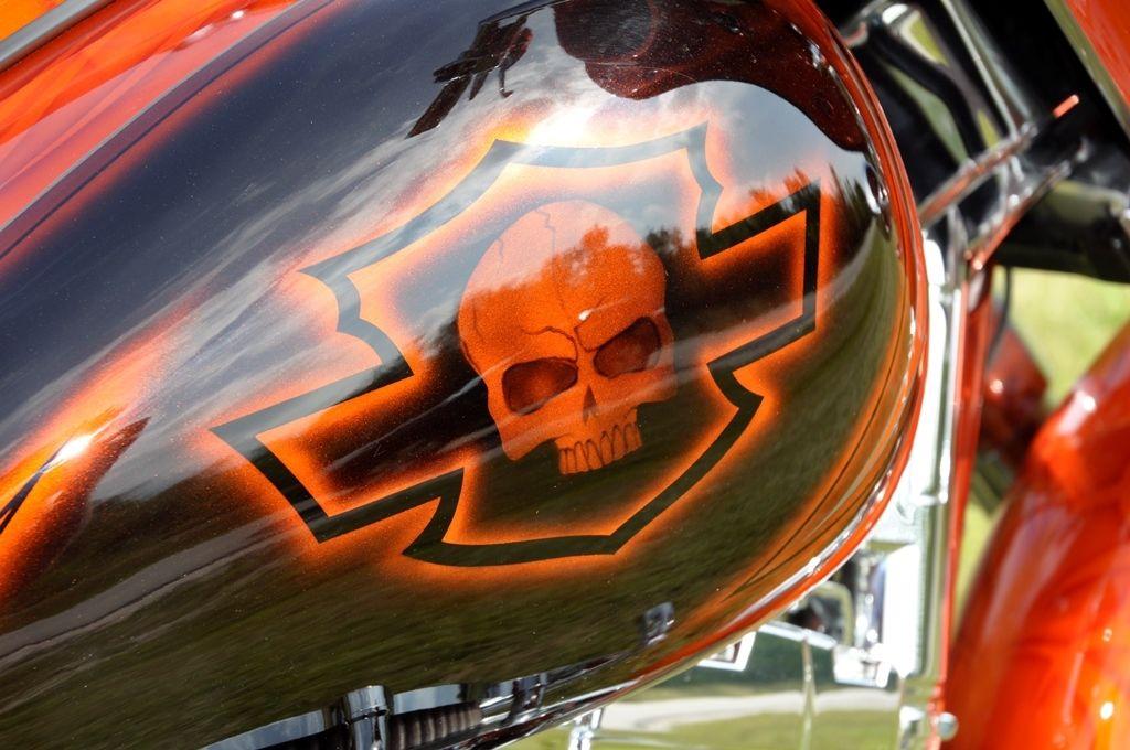 2015 Harley Davidson Street Glide Custom Touring