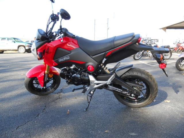 2015 Honda Grom Motorcycle