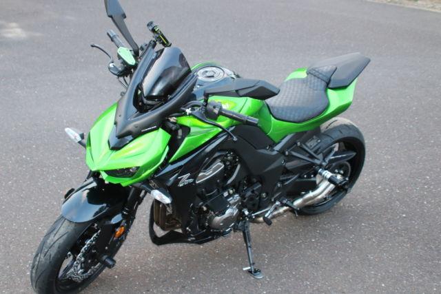 2015 Kawasaki Z1000 Zr 1000 D 2015 Kawasaki Z1000 Zr1000r Z1000