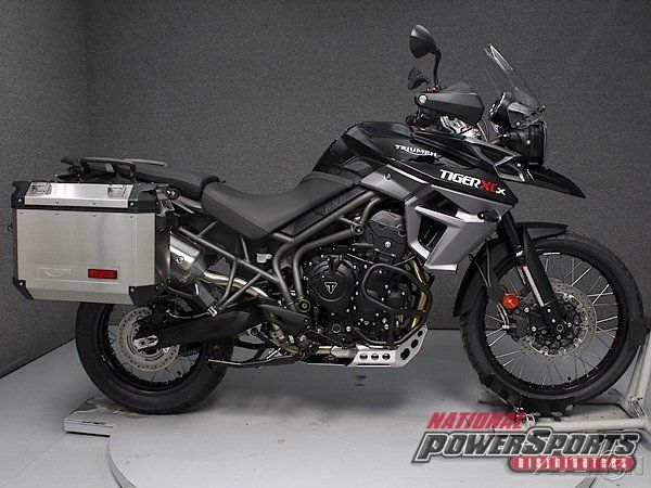 2015 triumph tiger 800 xcx wabs new. Black Bedroom Furniture Sets. Home Design Ideas