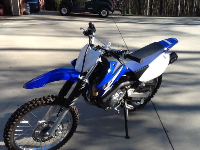 2015 yamaha ttr 125 e for Yamaha ttr models